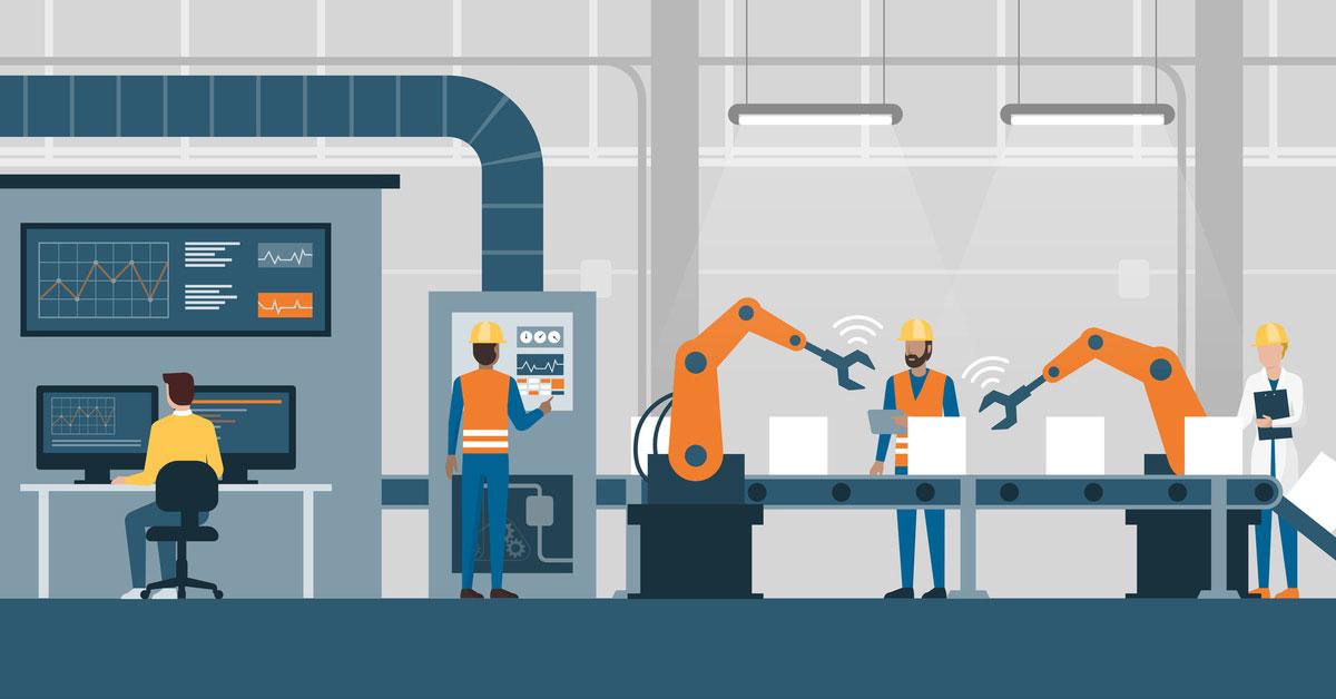 Saiba o que fazer para aprimorar a gestão de processos industriais