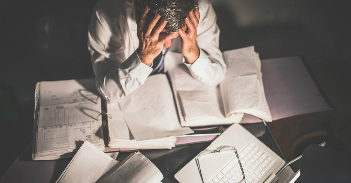 Conheça 4 erros de gestão financeira e como evitá-los!